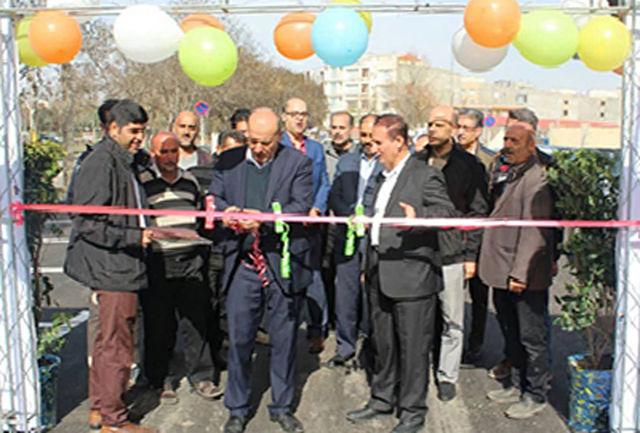 ایستگاه جدید الموت غربی به بهرهبرداری رسید