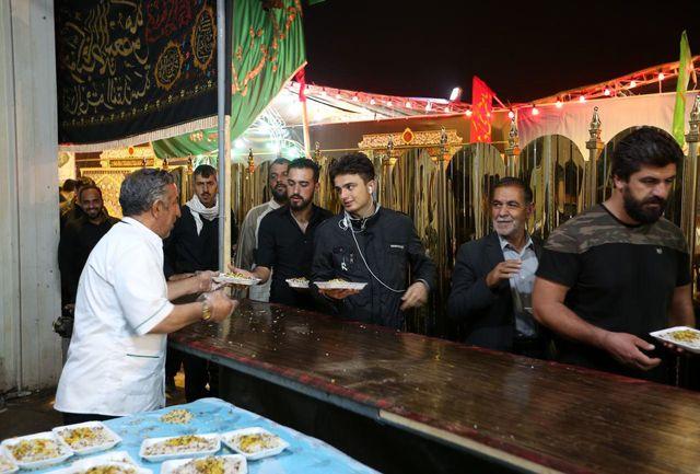 موکب احمد بن موسی(ع) آماده خدمات رسانی به زائرین اربعین است