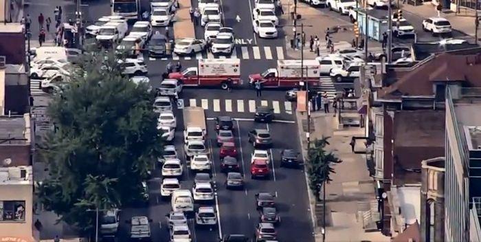حمله خونین به پلیس در فیلادلفیا