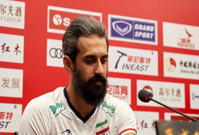کاپیتان تکرار نشدنی والیبال ایران
