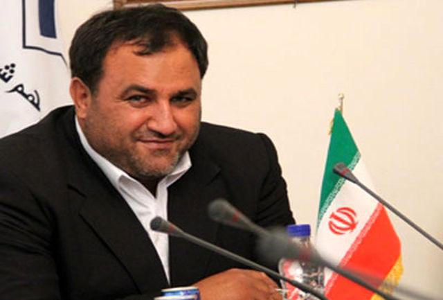 حضرت پور شهردار ارومیه سال نو را تبریک گفت