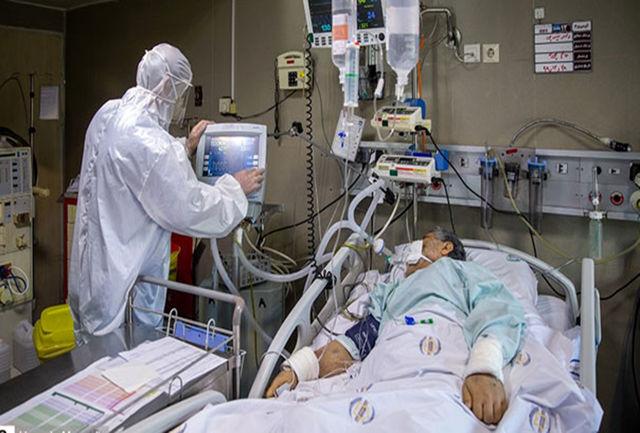 50  بیمار بدحال کرونایی در مراکز درمانی قزوین بستری هستند