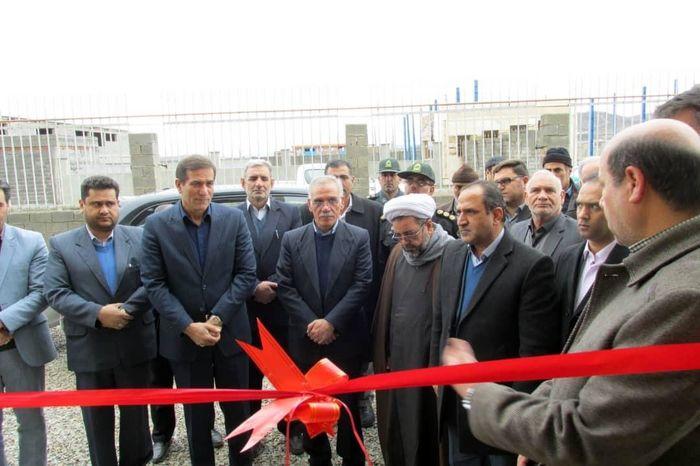 چهار پروژه عمرانی، خدماتی و تولیدی در شهرستان ملکان افتتاح شد