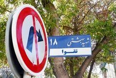 کوچه «نماد وحدت» در کشور کجاست؟