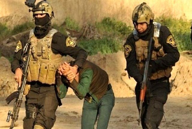 مسئول یگان بمبگذاری داعش در بغداد دستگیری شد