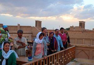 میزبانی یزد از کمپ بین المللی جایجاگات برای ارسال پیام صلح جهانی