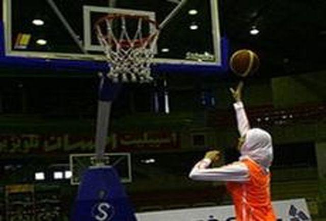 شکست تیم ملی بسکتبال سه نفره بانوان برابر مدافع عنوان قهرمانی