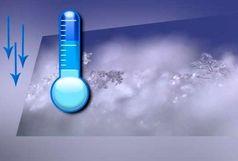 کدام شهر با دمای منفی 30 درجه سردترین شهر کشور در 24 ساعت گذشته بوده است؟