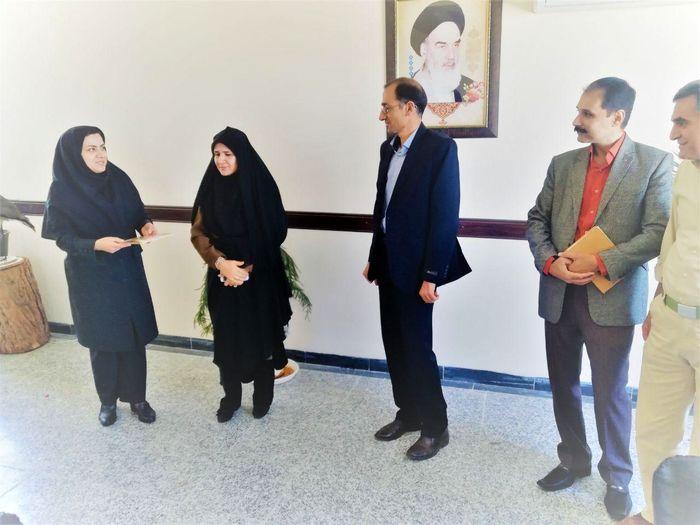 فاطمه اکبری به عنوان معاون فنی جدید اداره کل حفاظت محیط زیست خراسان جنوبی منصوب شد.