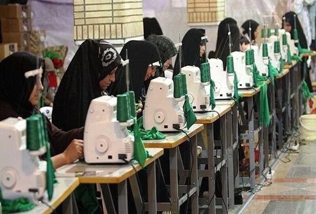 طرح آموزشی کسب و کار زنان سرپرست خانوار در قزوین آغاز شد