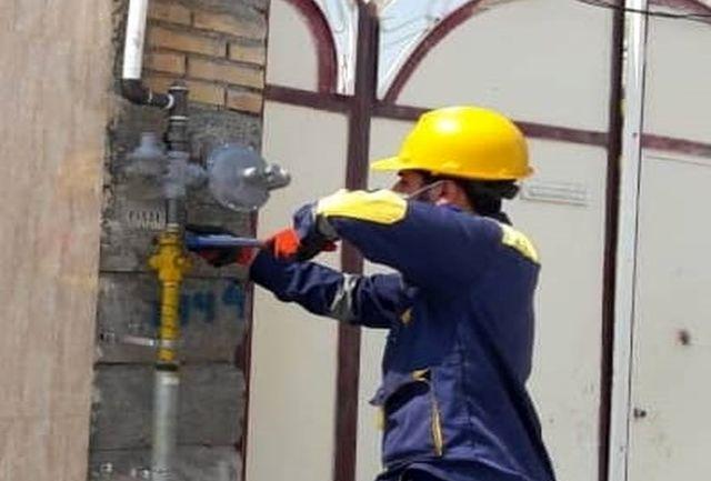 نصب ۶ هزار علمک گاز در مناطق مختلف کهگیلویه و بویراحمد
