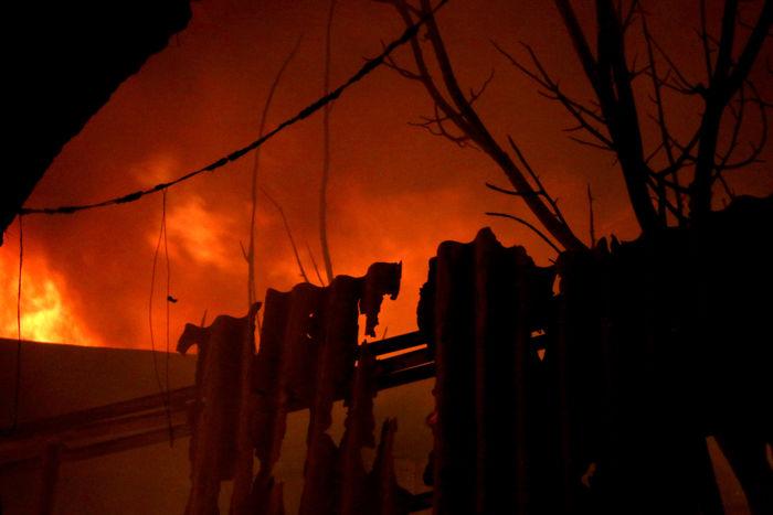 آتش در کمین مراتع؛ مراقب باشید
