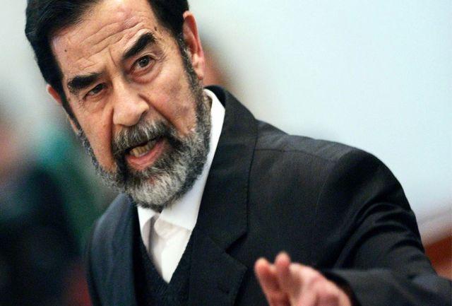 آخرین حرفی که صدام پای چوبه دار درباره ایرانیان زد