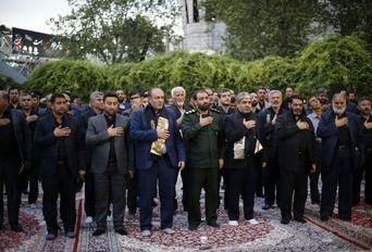 مراسم عزاداری و سوگواری ابا عبدالله الحسین(ع) در گرگان