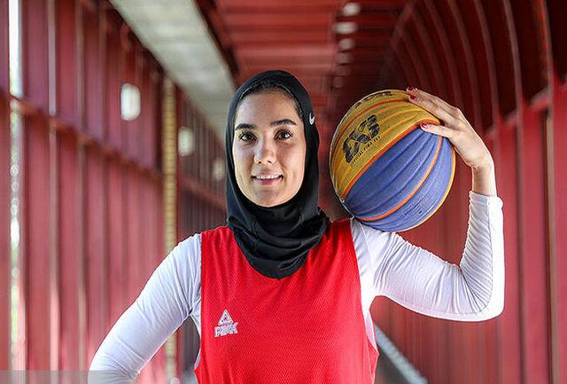 اعلام برنامه جدید مسابقات بسکتبال سه به سه انتخابی المپیک