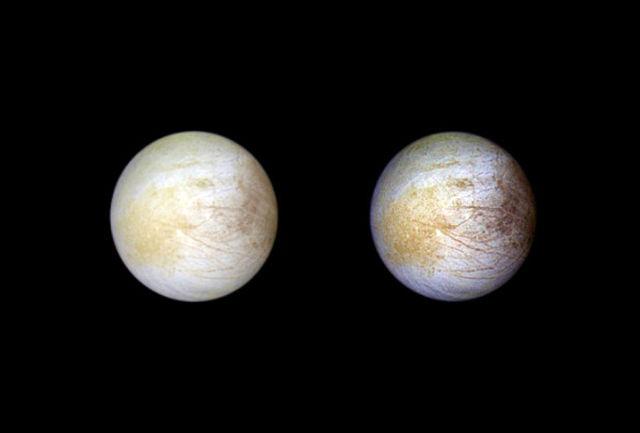 کشف نمک خوراکی در قمر مشتری