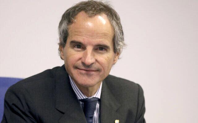 مدیر کل جدید آژانس بین المللی به ایران سفر میکند