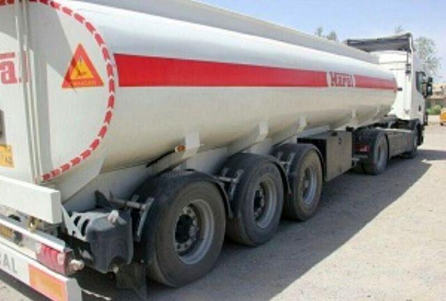 ۳۲ هزار لیتر سوخت قاچاق در دشتیاری کشف شد