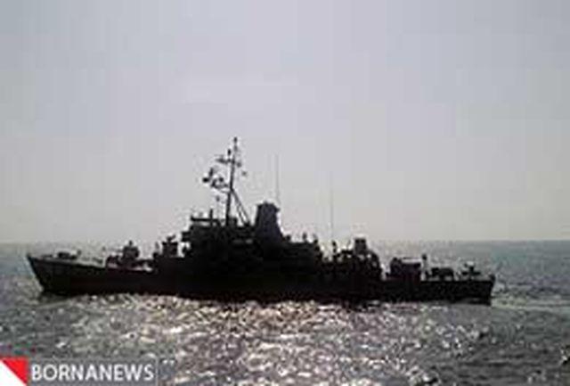 نیروی دریایی ایران کابوس دزدان دریایی است