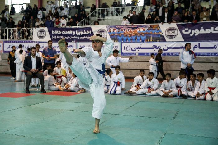 قهرمانی مشهد در رقابتهای بینالمللی کاراته