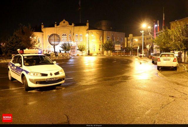 اعمال محدودیت های کرونایی در شهرهای نارنجی آذربایجان غربی