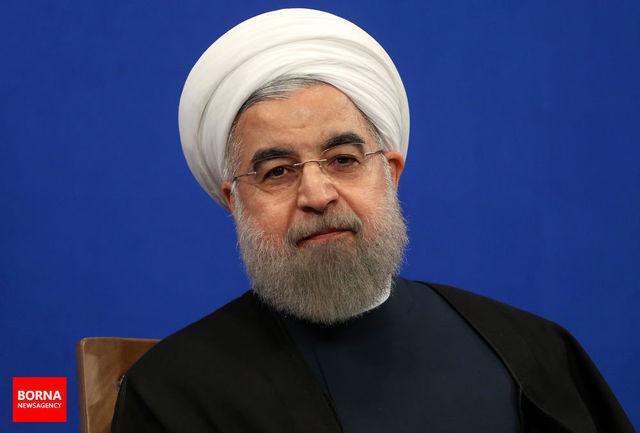 روحانی درگذشت مادر شهیدان رودسری ابراهیمی را تسلیت گفت