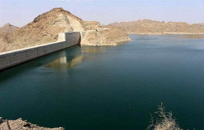۴۴ میلیون مترمکعب آب در مخازن سدهای سیستان و بلوچستان ذخیره شد
