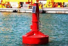 نخستین بویه اقیانوسی صددرصد ایرانی، نصب شد