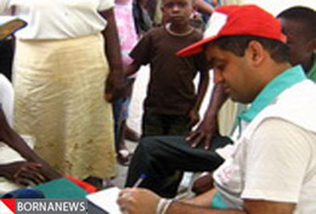 اعزام نخستین تیم ارزیاب جمعیت هلالاحمر به سومالی