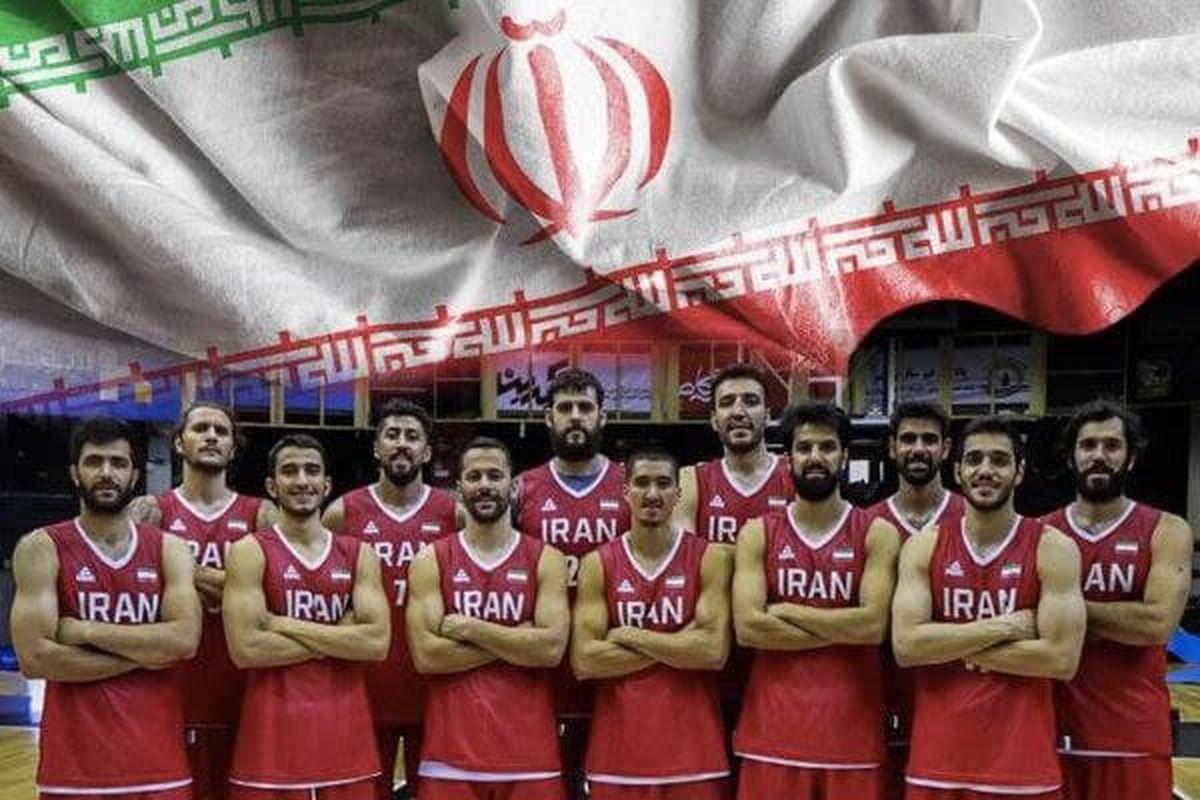 ترکیب تیم ملی بسکتبال مشخص شد