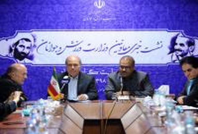 ابراز رضایت معاون وزیر ورزش و جوانان از بزرگترین نمایشگاه فرهنگی ورزشی کشور به میزبانی سمنان