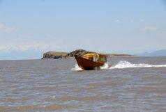 ممنوعیت تجمع مردم  در سواحل دریاچه ارومیه در آذربایجان شرقی