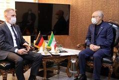 صالحی با سفیر آلمان در تهران دیدار کرد