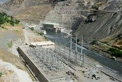 واحد نخست نیروگاه برقآبی سردشت به شبکه سراسری برق کشور متصل شد