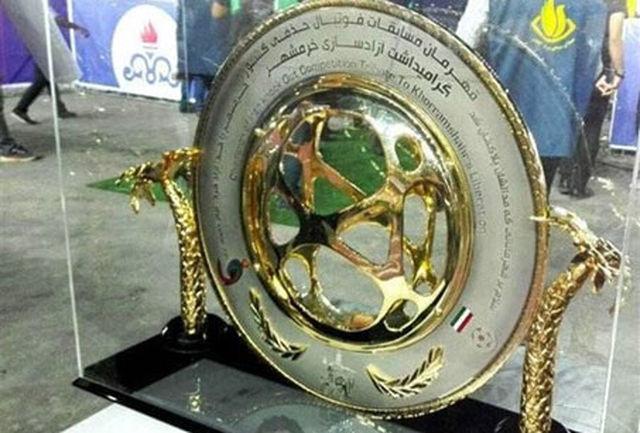 زمان مراسم قرعه کشی نیمه نهایی جام حذفی اعلام شد