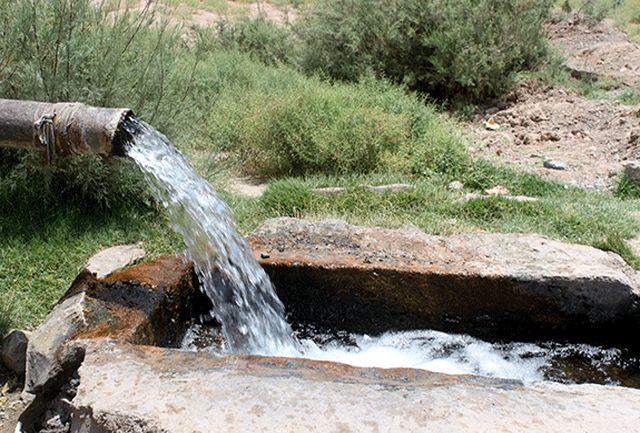 چاهدارانی که آب میفروشند حتما شناسایی می شوند