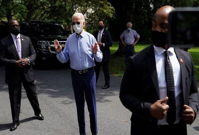 تدابیر امنیتی بایدن قبل از ورود به کاخ سفید