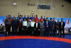 خوزستان تکرار قهرمانی/نفرات و تیم های برتر مشخص شدند