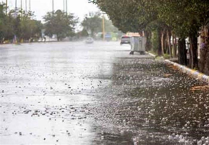 آغاز بارش های همرفتی در ارتفاعات جنوب سیستان و بلوچستان