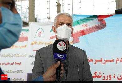 بعد از موفقیت کاروان پارالمپیک ایران در توکیو برای بازیهای پارآسیایی آماده خواهیم شد/ ببینید