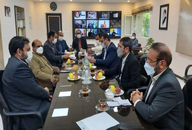 برگزاری نشست مشترک مدیران صنعت آب و برق با مدیرکل صدا و سیمای استان