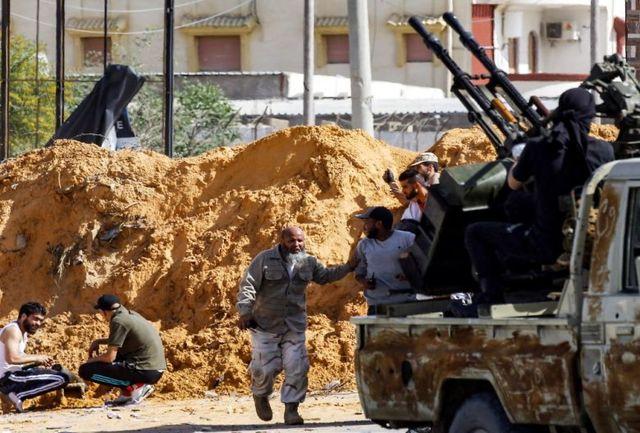 جزئیاتی از تازهترین تحولات نظامی در لیبی