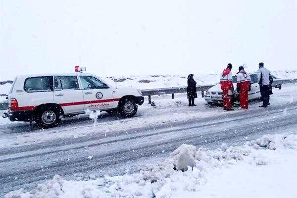 3 استان در انتظار برف و کولاک سهمگین