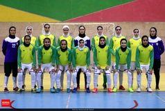 عزم جزم بانوان فوتسالی آبادان برای درخشش در رقابت های نهایی لیگ برتر