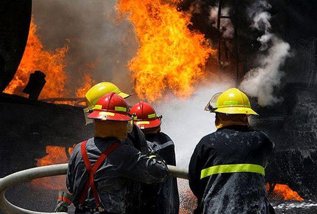 انفجار در زنجان