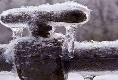 هشدار شرکت آب و فاضلاب قزوین در مورد یخزدگی کنتورها