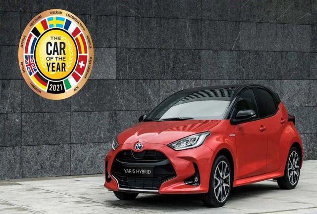بهترین خودرو سال اروپا در 2021