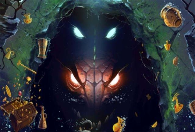 رونمایی از نخستین پوستر انگلیسی انیمیشن سینمایی «گنج اژدها»