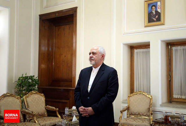 تیزر پیام ویدئویی ظریف خطاب به مردم ایران و افکار عمومی جهان