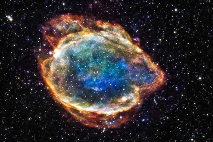 دانشمندان شواهدی از عظیمترین ابرنواختر تاریخ ثبت کردند